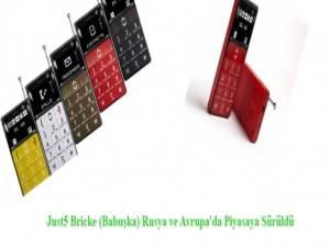 Just5 Bricke (Babuşka) Rusya ve Avrupa'da Piyasaya Sürüldü